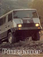 Steyr-Daimler-Puch Vehicles - Pinzgauer of North America