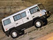 Steyr-Daimler-Puch Vehicles - Pinzgauer in USA